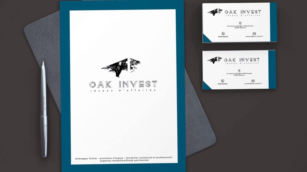 Oak Invest présentation du projet
